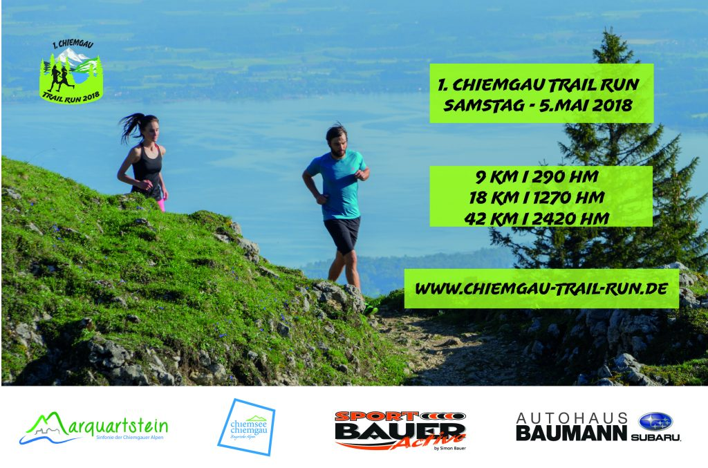 e0b733f62a Chiemgau Trail Run Ankündigung